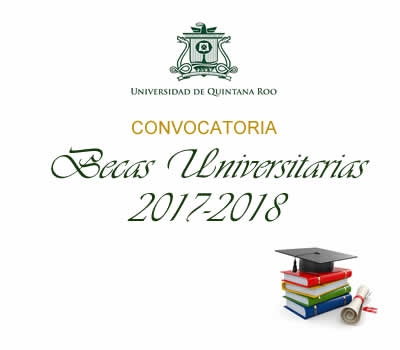 Convocatoria becas universitarias