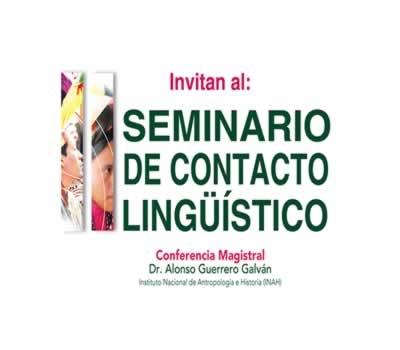 Seminario de contacto lingüístico