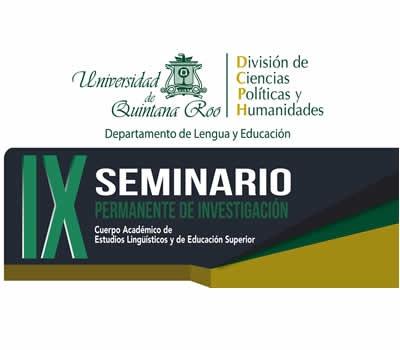 IX Seminario Permanente de Investigación