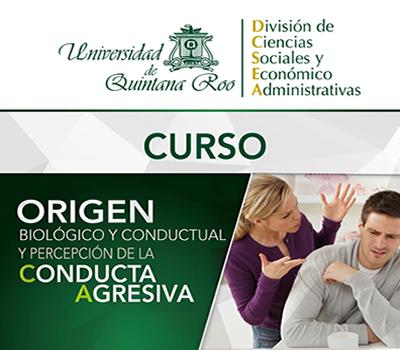 Origen Biológico y Conductual y Percepción de la Conducta Agresiva.
