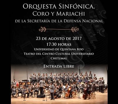 Orquesta Sinfónica, Coro y Mariachi de la Secretaría de la Defensa Nacional