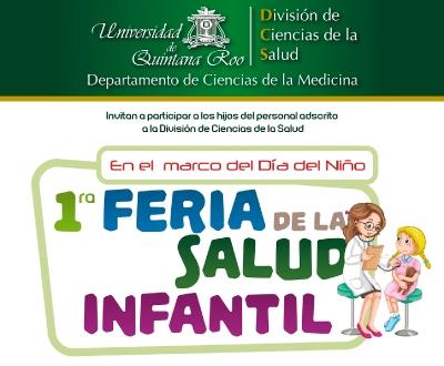 1er Feria de la Salud Infantil