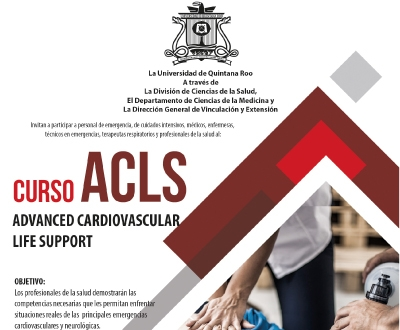 Curso ACLS Advanced Cardiovascular Life Support