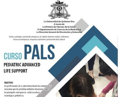 Curso PALS Pediatric Advanced Life Support