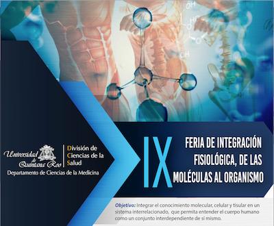 IX FERIA DE INTEGRACIÓN FISIOLÓGICA