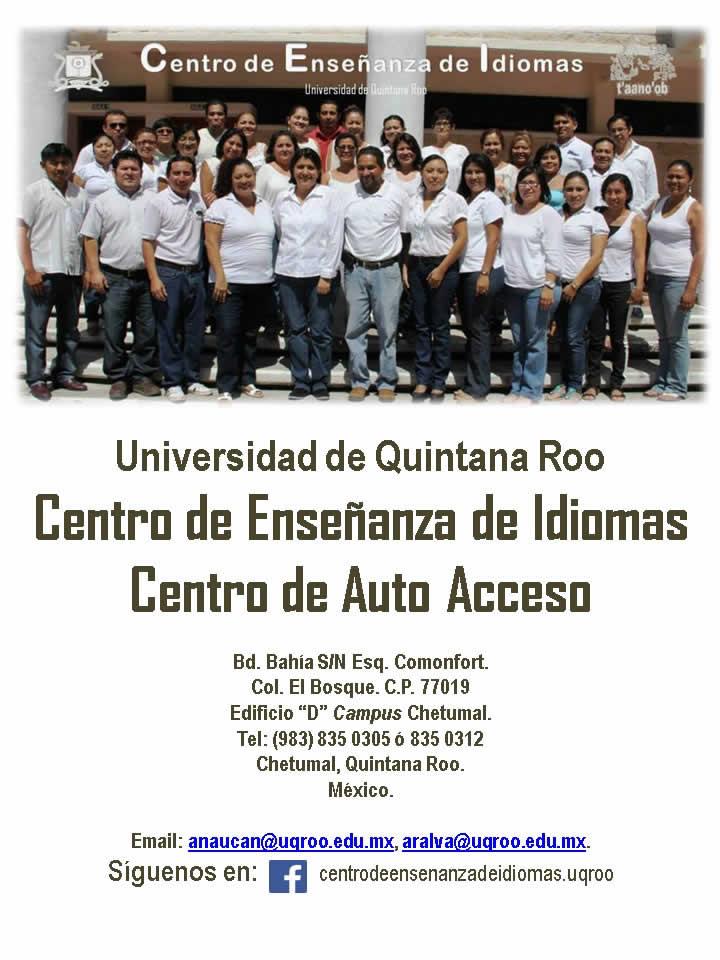Centro de Enseñanza de Idiomas de la Universidad de Quintana Roo